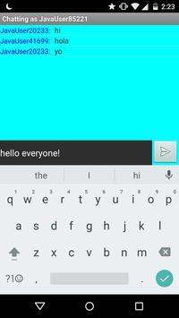 Bonfire Chat screenshot 1