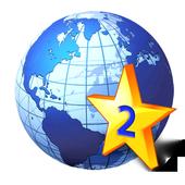 WikiMobile 2 (for Wikipedia) icon