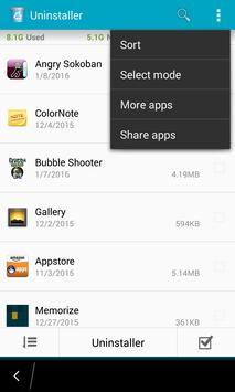 Application Manager screenshot 3