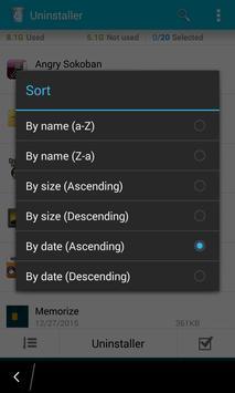 Application Manager screenshot 4