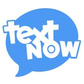TextNow free calls & text tips icon