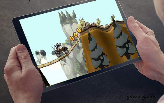 Guide Hill Climb Racing 2 screenshot 1