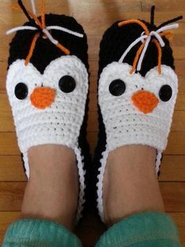 Crochet Slippers apk screenshot