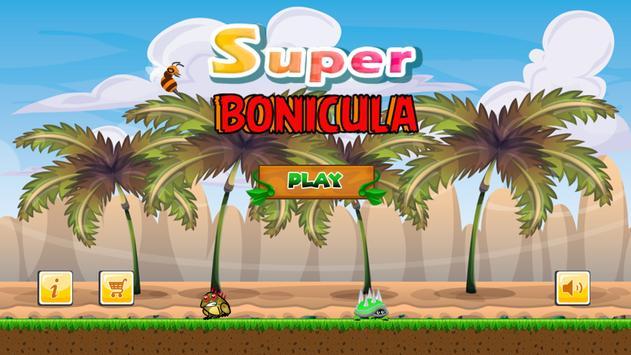 Bonicula Super Adventure poster