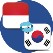 Kamus Indonesia Korea Offline icon