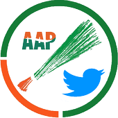 AAP Leaders On Twitter icon