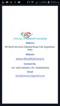 RKMulti Services screenshot 7