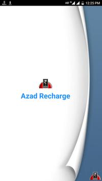 Azad Recharge poster
