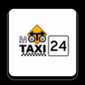 МотоТакси 24 - Водитель icon