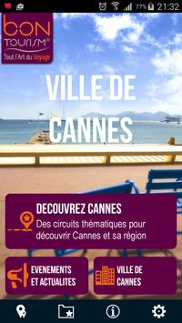 Cannes by Bontourism® poster