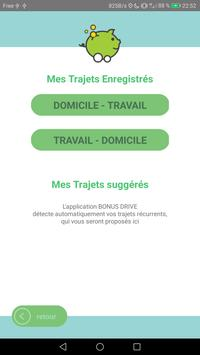 BonusDrive screenshot 2