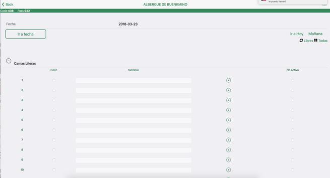 Buenkmino Profesional screenshot 6