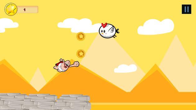 Captain Flying Underpants Adventures screenshot 2