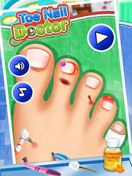 Toe Nail Doctor poster