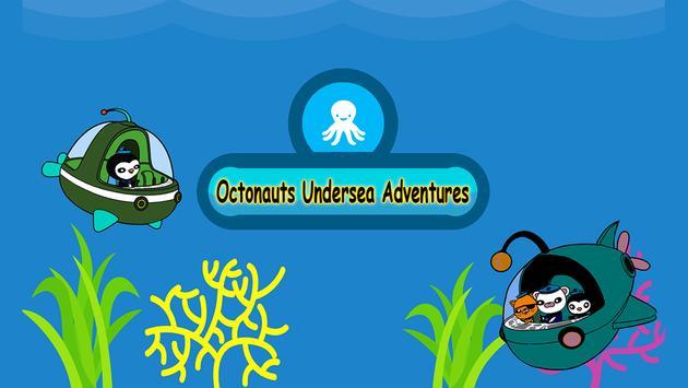 Octomauts Undersea Adventures poster