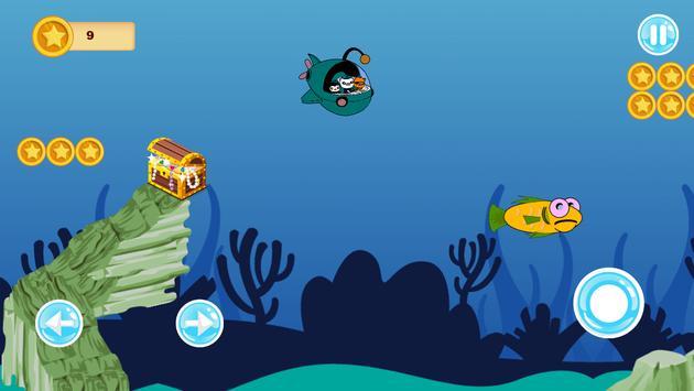 Octomauts Undersea Adventures screenshot 2