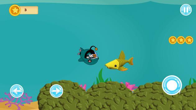 Octomauts Undersea Adventures apk screenshot