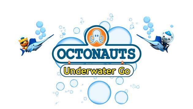 Octomauts Underwater Go screenshot 4