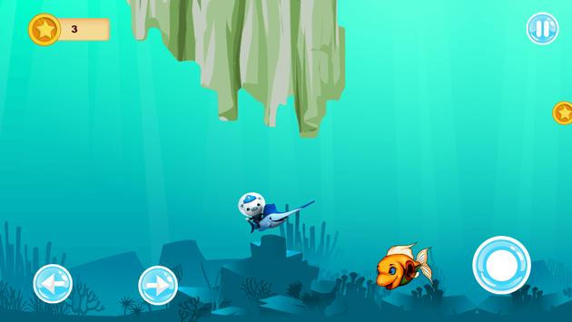 Octomauts Underwater Go screenshot 6