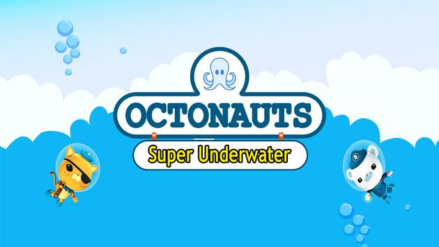 Super Octomauts Underwater poster
