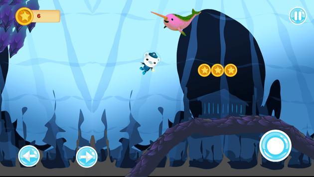Super Octomauts Underwater screenshot 11