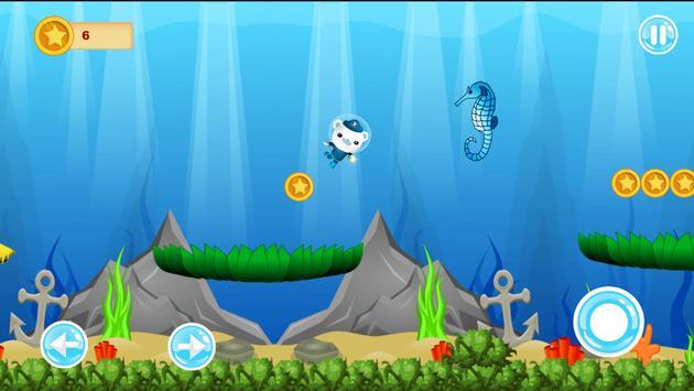 Super Octomauts Underwater screenshot 2