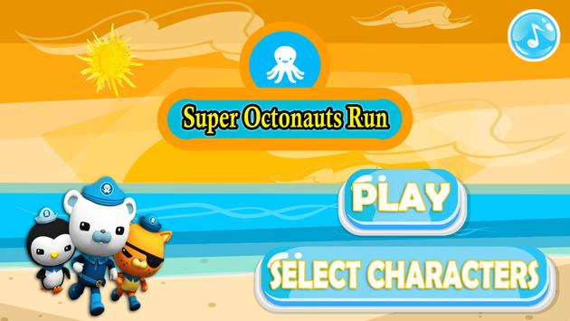 Super Octomauts Run poster