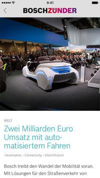 Bosch Zünder screenshot 1