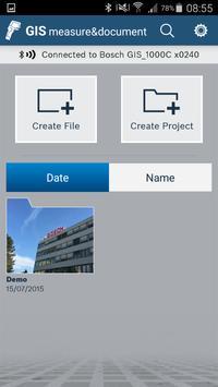 GIS measure&document screenshot 2