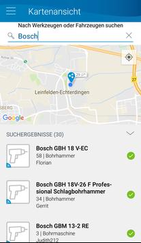 Bosch TrackMyTools screenshot 3