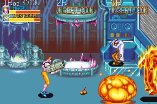 Guide Captain Commando apk screenshot