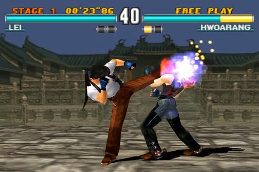 Guide Tekken 3 apk screenshot