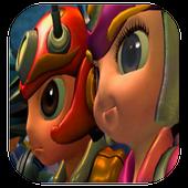 Kibaoh Super Klashers Adventure game icon
