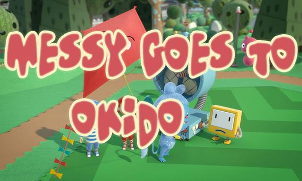 Super missy goes to okado apk screenshot