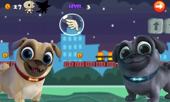 Pupy pal Super Adventure screenshot 1