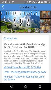 Altitudes Spa screenshot 3