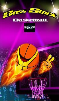 Boss Block Basketball poster