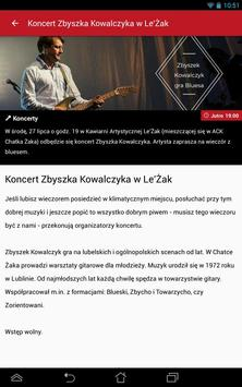 Co Gdzie Kiedy - Lublin apk screenshot