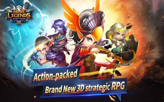 Brave Legends screenshot 5