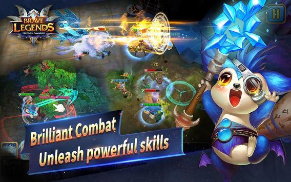 Brave Legends screenshot 12