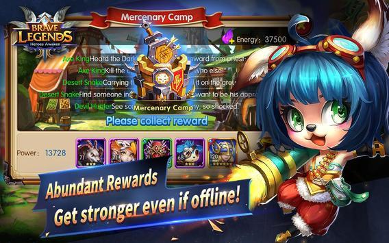 Brave Legends screenshot 14