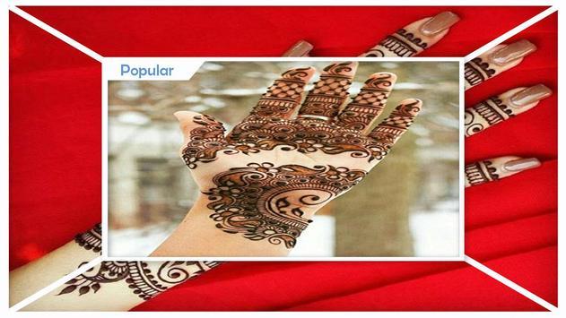 Beauty Hand Mahndi Design screenshot 3
