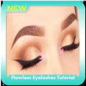 Flawless Eyelashes Tutorial icon