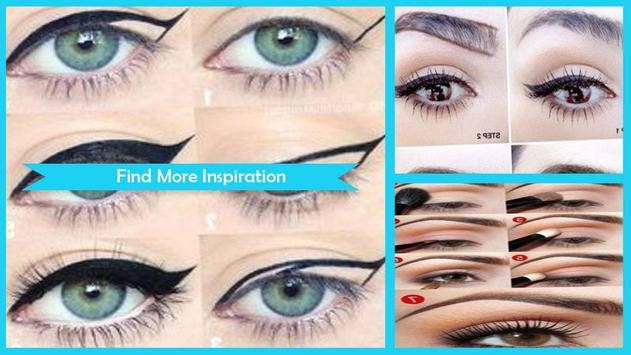 Flawless Eyelashes Tutorial screenshot 1