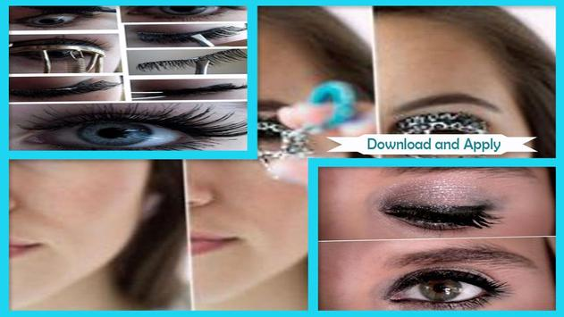 Flawless Eyelashes Tutorial screenshot 2