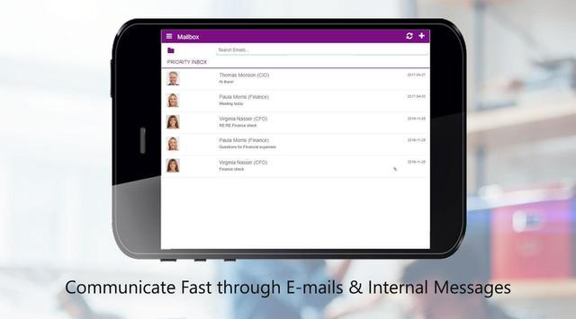 Comidor - BPM, Collaboration & Project Management apk screenshot
