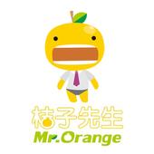 桔子先生舒壓療癒漫畫 icon
