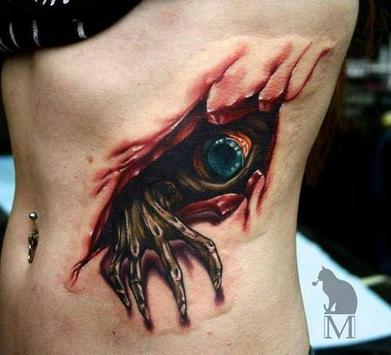 Best 500+ 3D  Realistic Tattoos Design poster
