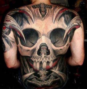 Best 500+ 3D  Realistic Tattoos Design screenshot 2
