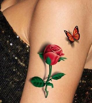 Best 500+ 3D  Realistic Tattoos Design screenshot 3